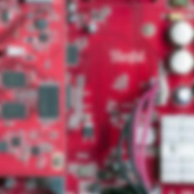 Impaq 8000 - Detail Elektronik