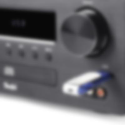 Kombo 42 - IP 42 CD Receiver USB