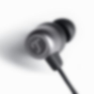 MOVE BT - black - Detail 2 Logo