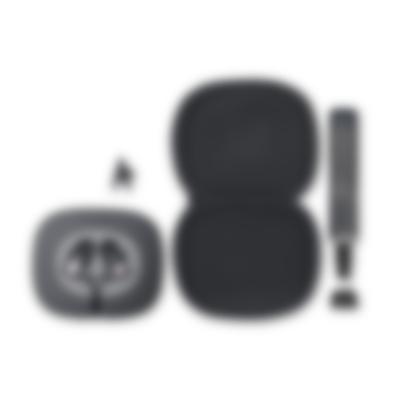 Kopfhörer Inear Bluetooth Schwarz