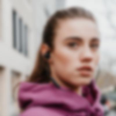 MOVE BT Schwarz Kopfhörer In-Ear Hook