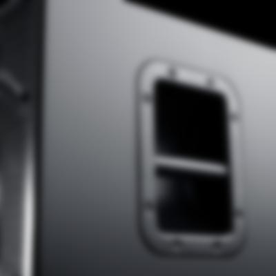 Power Hifi - Set - Black - Detail handle