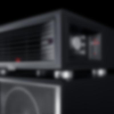 Power Hifi - Set - Black - Detail Tweeter