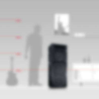 Power Hifi - Größenvergleich