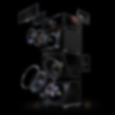 Power Hifi - Set - Black - Explosion