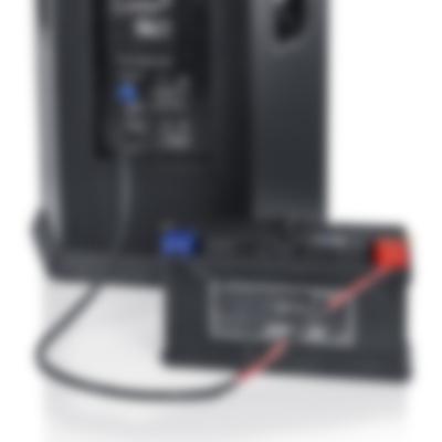 ROCKSTER - Autobatterie-Anschlusskabel 2