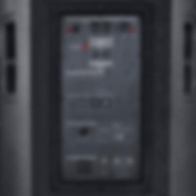 Bluetooth Verst?rker DJ R?ckseite