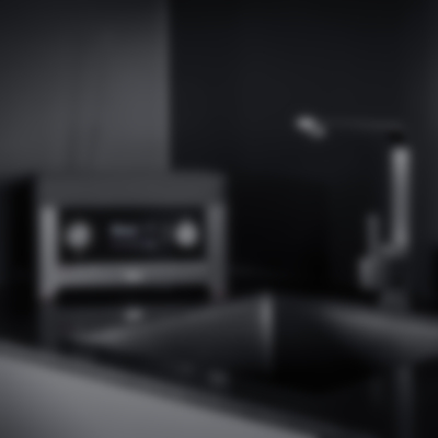 Radio 3sixty - black - Lifstyle Küche 1