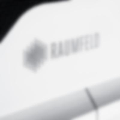 Raumfeld One M - Detail Logo