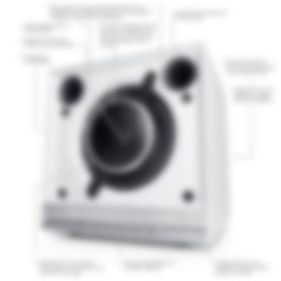 Raumfeld Stereo Cubes - Label [DE]