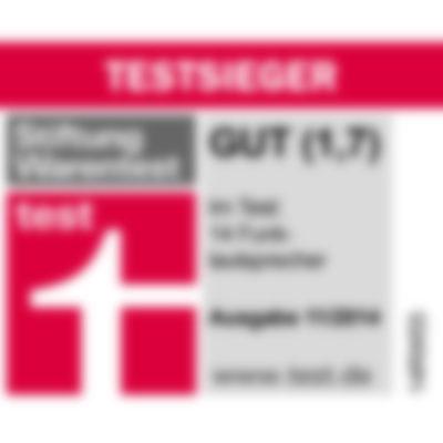 Testbericht - Stiftung Warentest - Raumfeld Stereo Cubes Gut 1,7 [DE]