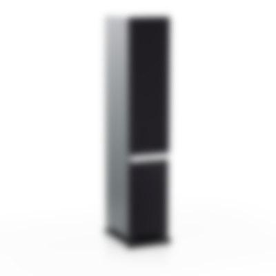Raumfeld Stereo L - Schwarz Einzeln Front
