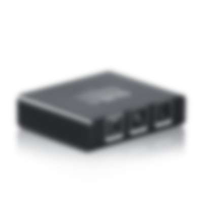 Subwoofer Wireless - RX-Receiver - Angled Back