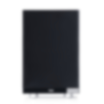 Subwoofer US 4110/1 SW - black front straight cover