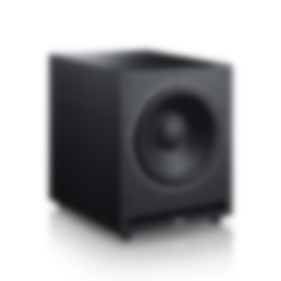 System 6 THX Select S 6000 SW Subwoofer Frontansicht ohne Abdeckung