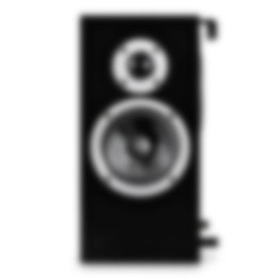 System 8 THX Cinema 5.1 - S 800 D seite ohne Abdeckung Schwarz