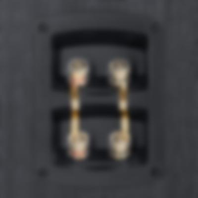 T 400 Mk2 - black terminal clamps