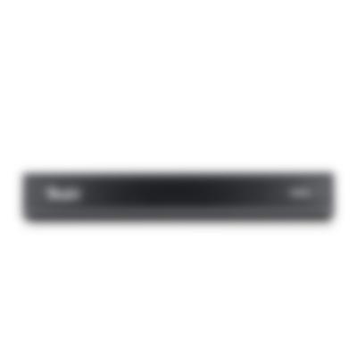 Teufel Streamer - black - Front Straight
