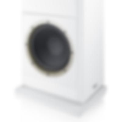 Theater 6 Hybrid - H 600 F - white - Detail Supwoofer