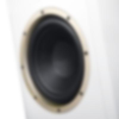 Theater 6 Hybrid - H 600 F - white - Detail Supwoofer 2