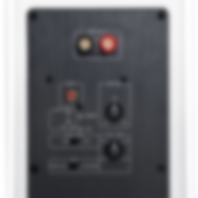 Theater 6 Hybrid - H 600 F - white - Back Connectors