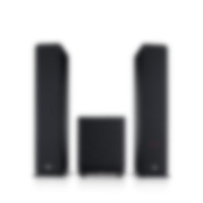 Stereo-Lautsprecher Ultima 40 Aktiv Mk2 S SW Subwoofer Schwarz