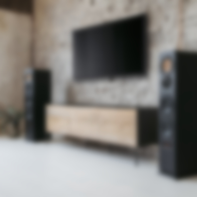Stereo-Lautsprecher Ultima 40 Aktiv Mk2 Schwarz null 2