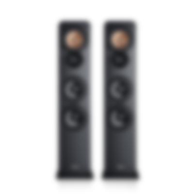 Stereo-Lautsprecher Ultima 40 Mk3 Schwarz Frontansicht