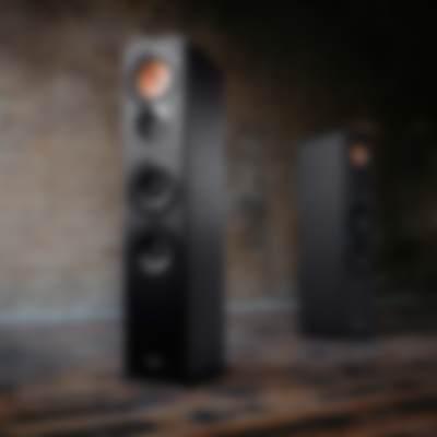 Stereo-Lautsprecher Ultima 40 Mk3 Schwarz null 1