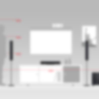 Heimkino Microlautsprecher Varion