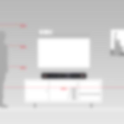 Cinebar Ultima - Größenvergleichsgrafik