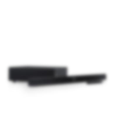 Cinebar 11 MK3 (2021) - black - subwoofer side