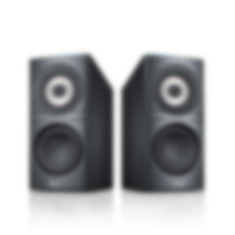 Hi-End-Lautsprecher Definion Frontansicht von Teufel 2