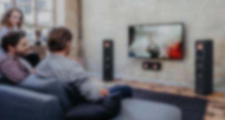 Stereo-Lautsprecher Ultima 40 Heimkino 5.1 Surround Mk3