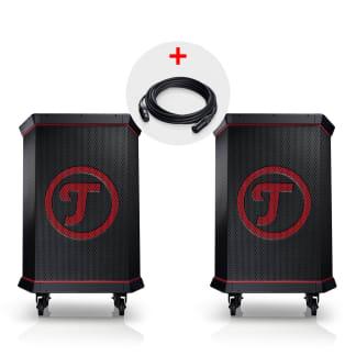 Bluetooth DJ ROCKSTER Stereo-Paar von Teufel