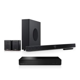Cinebar 11 MK3 Surround (2021) + PANASONIC DP-UB154 - black/black - Set