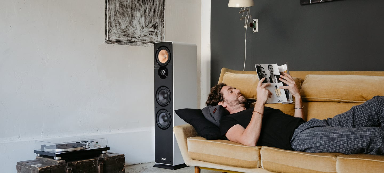 Stereo-Lautsprecher Ultima 40 Aktiv