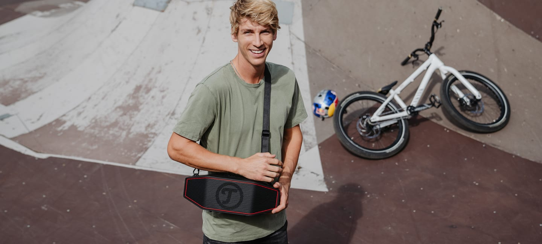 Outdoor-Bluetooth-Lautsprecher