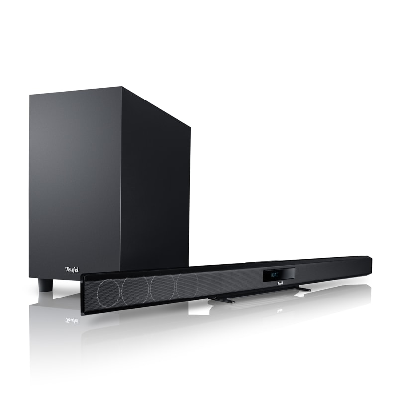 Cinebar 11 MK2 - black - Set