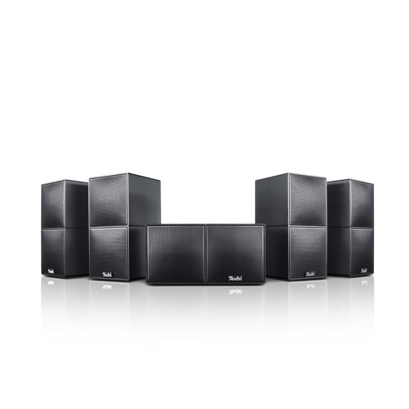 Cubycon Satelliten-Lautsprecher