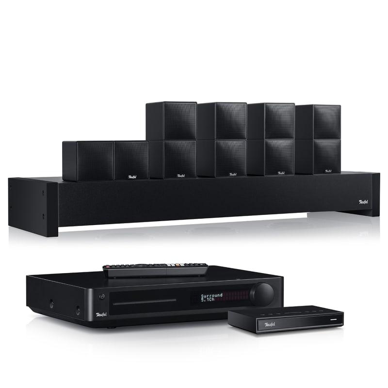 Cubycon Impaq Streaming (Streamer) - black - Set
