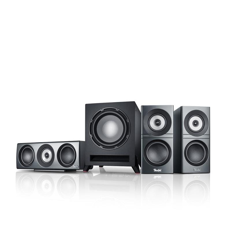 Definion 3 Surround EX (T10) - Set black