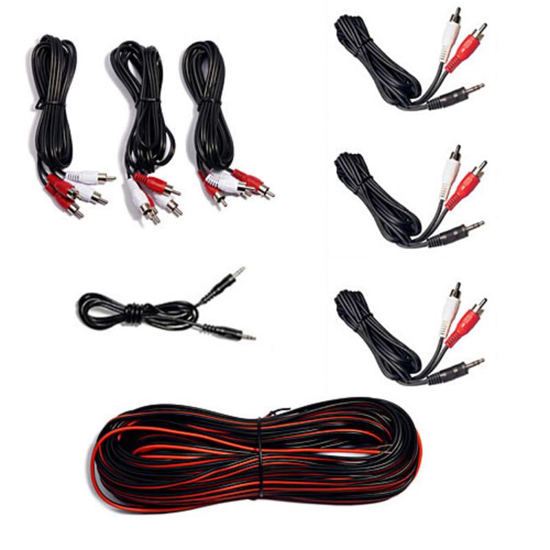 Kabel-Set AC 2045 WS