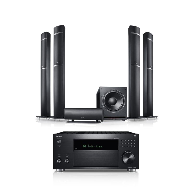 Heimkino LT 5 Komplettanlage Receiver Dolby Atmos von Teufel
