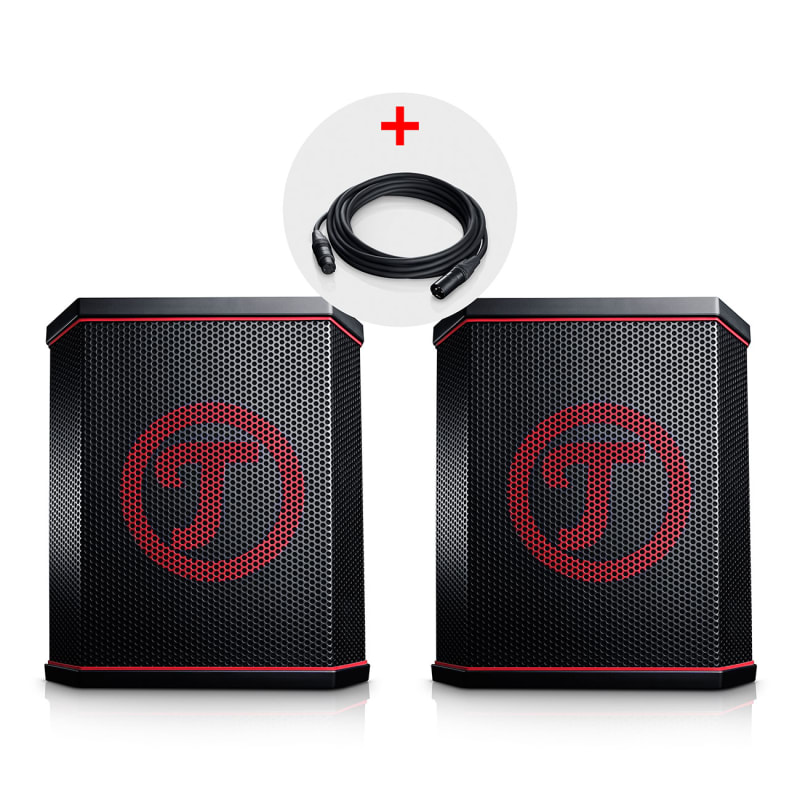 Bluetooth DJ Stereo von Teufel