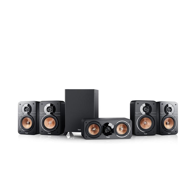 Stereo-Lautsprecher Ultima 20 Heimkino 5.1 Surround Mk3 Schwarz
