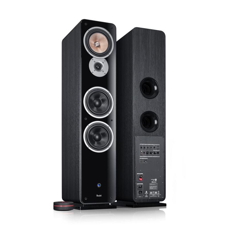 Stereo-Lautsprecher Ultima 40 Aktiv Schwarz von Teufel