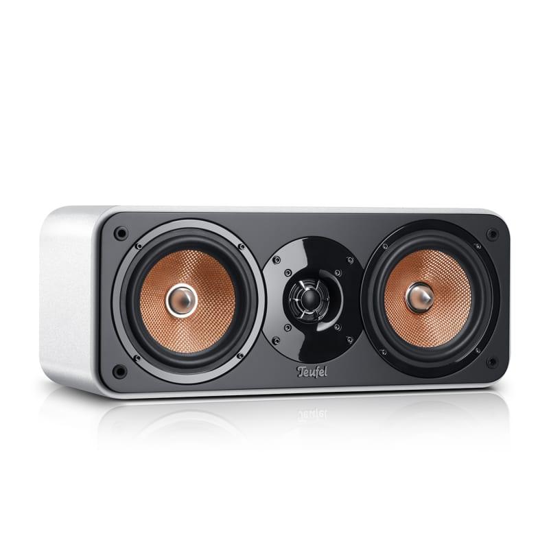 Stereo-Lautsprecher Ultima 40 Mk3 C Center-Lautsprecher Weiss von Teufel