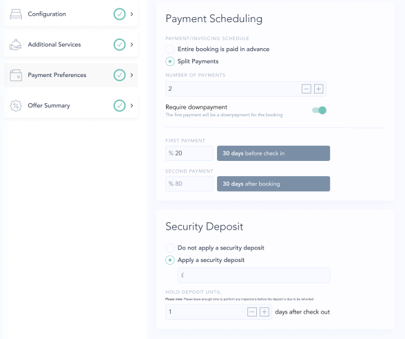 Illustration for 4. Agree a flexible payment schedule