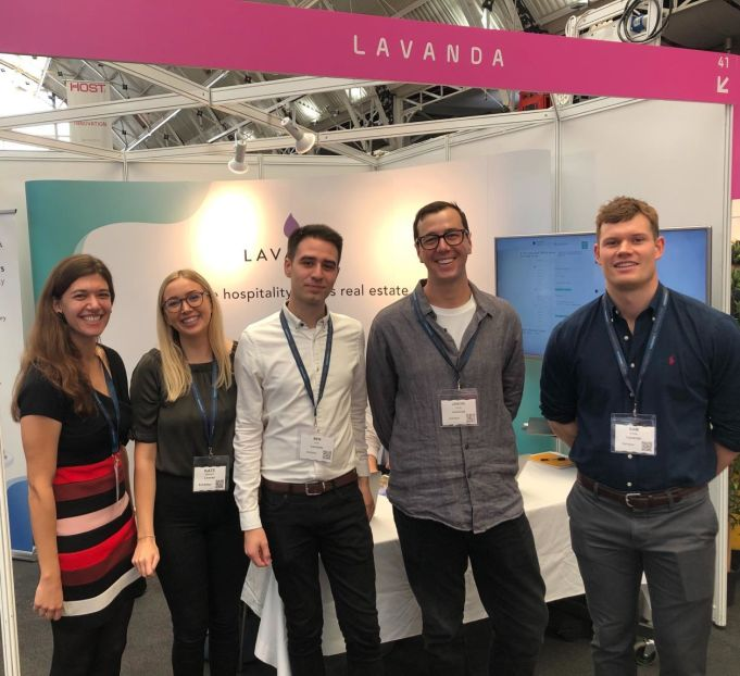 Featured image for post Lavanda at HOST London 2019: Did You See Us?